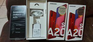 Samsung liberados A20s for Sale in Miami, FL