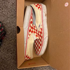 Red Vans for Sale in Milwaukee, WI