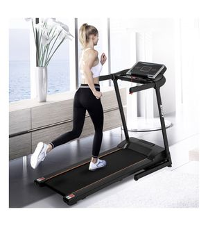 Merax 8030C Folding Electric Treadmill Home Gym Motorized Running Machine for Sale in Houston, TX