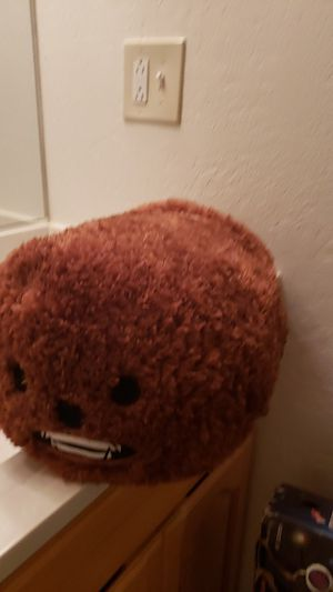 "Star wars tsum tsum chewbacca plush 18"" for Sale in Antioch, CA"