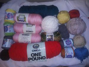 Take all yarn for Sale in La Puente, CA