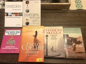 Swedish books for Sale in Roseville, CA