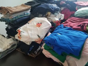 Many clothes -$1 each !!!! for Sale in Lehigh Acres, FL