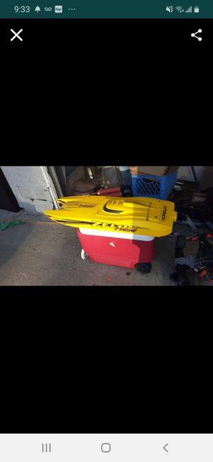 Pro boat twin zelos 12s rc boat for Sale in La Mirada, CA