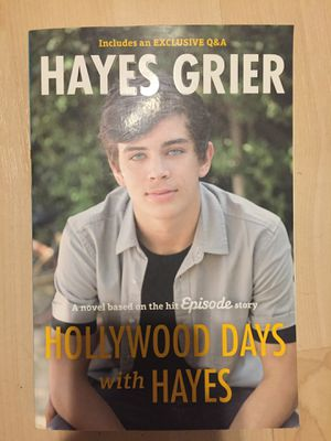 Hollywood days with Hayes Grier book for Sale in Chicago, IL