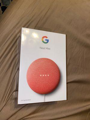 Google Nest Mini 2nd Gen for Sale in Bagdad, FL