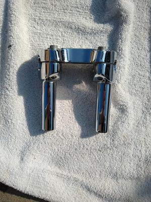 4-in risers Chrome for Sale in Lakewood, CA