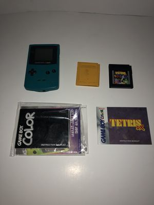 Gameboy Color Bundle for Sale in Pasadena, CA