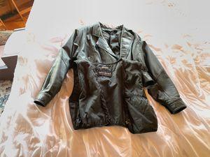 Wilson leather jacket for Sale in Chelan, WA