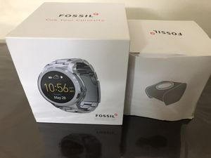 FOSSIL Q Founder ( Smart Watch) for Sale in Falls Church, VA