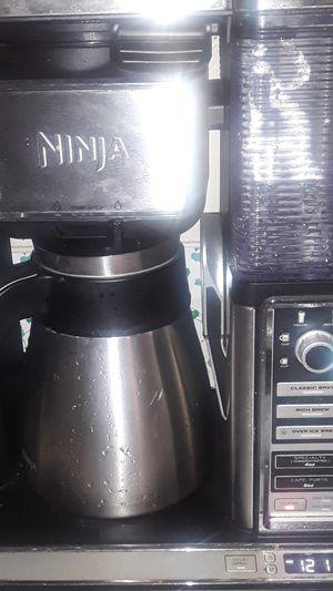 Ninja coffee maker like new for Sale in Woodburn, OR