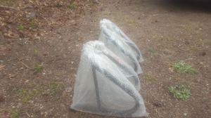 2 brand new motorcycle chocks for Sale in Apex, NC
