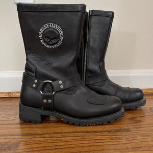 Harley Davidson Motorcycle Boots for Sale in Alexandria, VA