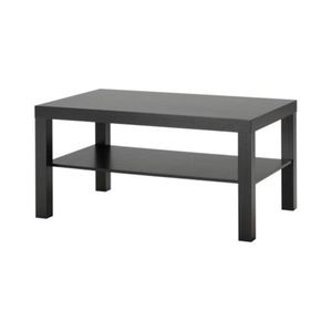 Black Stand (used as TV stand, or coffee table, etc.) for Sale in Ashburn, VA