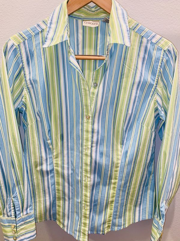 Chico's Blouse size 1
