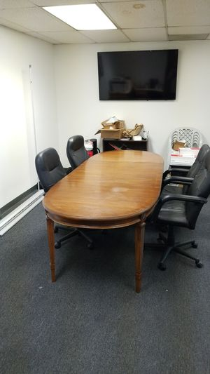 Conference/Dining Table for Sale in Anaheim, CA
