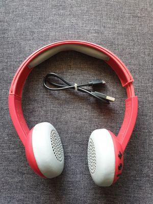Skullcandy Uproar Wireless Bluetooth Headphone - Red for Sale in Bridgeview, IL