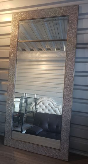 Sparkle floor mirror for Sale in San Leandro, CA