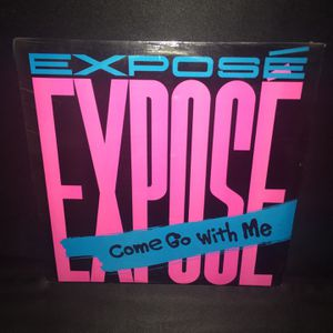 """Expose Come Go With Me 12"""" Single for Sale in Chicago, IL"""