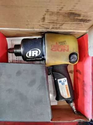 thunder gun street legal 1/2 in. dr air impact wrench for Sale in Tampa, FL