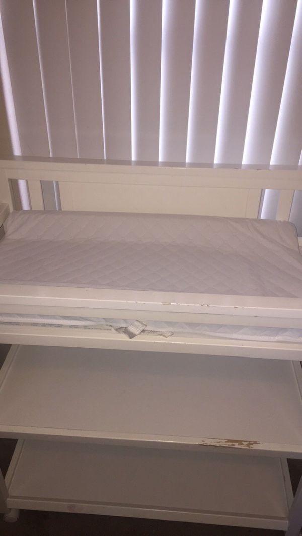 Crib & Changing Table