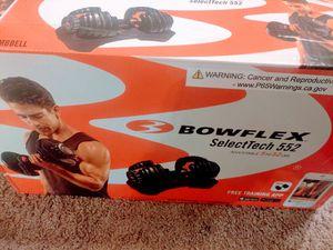 Bowflex SelectTech 552 Single Dumbbell for Sale in Chandler, AZ