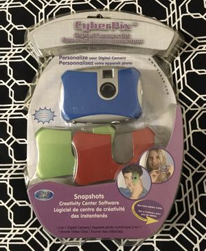 Cyberpix digital camera kit for Sale in Perris, CA