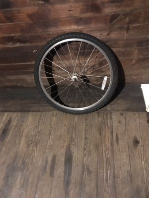 Mountain bike rim good tire good tube good rim for Sale in New Britain, CT