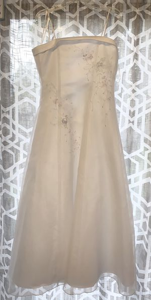 Flower girl dress/ quinceanera/ debut dress David's bridal for Sale in Edmonds, WA