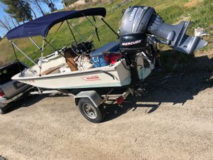 15 foot 1984 boston whaler for Sale in Spring Valley, CA