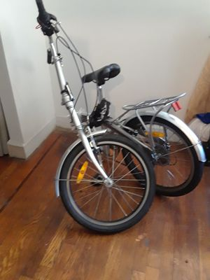 Foldable cruiser bike for Sale in Weehawken, NJ