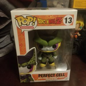 CELL DRAGONBALL Z FUNKO POPS FIGURES for Sale in Verona, NJ
