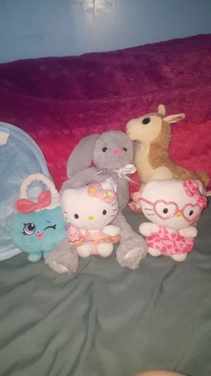 Small stuffed animal lot for Sale in Oklahoma City, OK