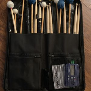 Innovative Percussion FP2 Intermediate Mallet Pack Used Band Equipment Drum Sticks for Sale in Arlington, TX