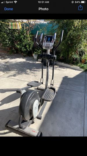 Elliptical machine pro form for Sale in Paramount, CA