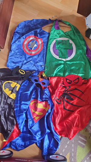Superheroes Capes for Sale in Glendale, CA