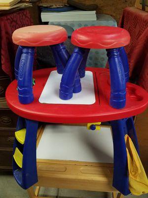 Play school kids desk for Sale in Garner, NC