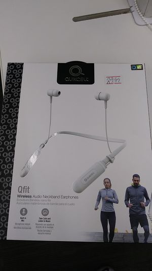 Wireless Neckband Earphones for Sale in Cleveland, MS