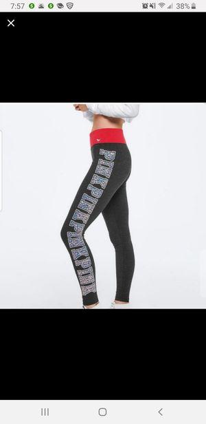 Victoria's secret PINK bling leggings for Sale in Phoenix, AZ