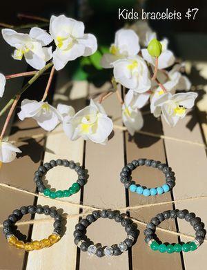 Beautiful Lava Bead Bracelets for Sale in Fort McDowell, AZ