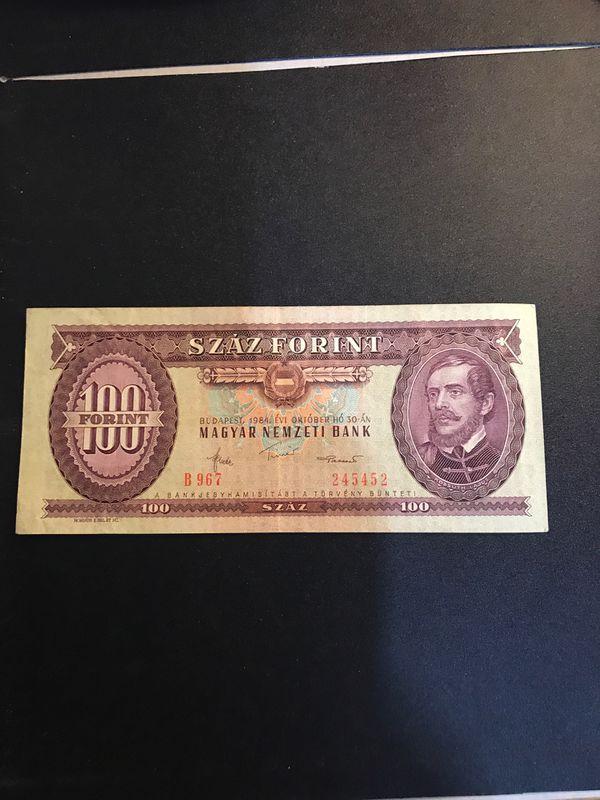 Hungary /banknote