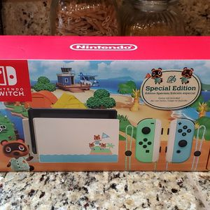 New Nintendo Switch Animal Crossing for Sale in Sherwood, OR