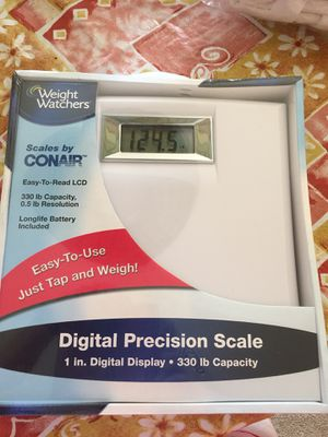 Conair Weight Watchers Scale for Sale in Brooklyn, NY