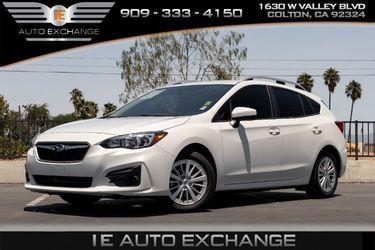 2017 Subaru Impreza Hatchback AWD for Sale in Colton,  CA
