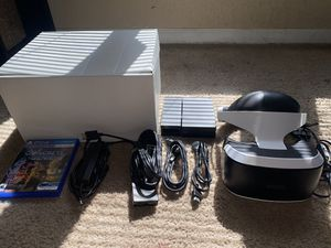 PlayStation VR headset like new for Sale in Lake Worth, FL