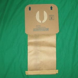 20 pack Electrolux Style R Renaissance Vacuum Bags Guardian Lux 9000 Epic 8000 Vac Type for Sale in PA, US