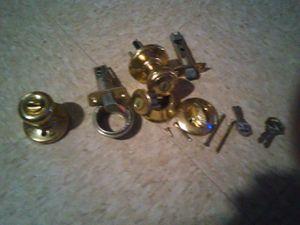 Door knobs for Sale in Spaulding, OK