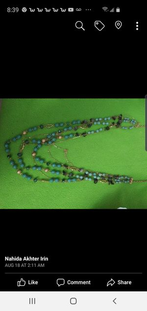Long necklace for Sale in Roswell, GA