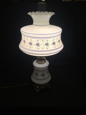 Quoizel , Abigail Adams - one light desk lamp antique for Sale in Fallston, MD