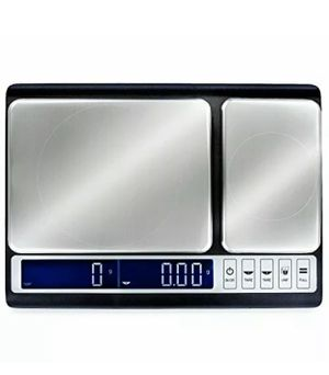 Smart Weigh 10kg x 0.01g Premium Dual Platform Digital Kitchen Food Scale for Sale in Los Angeles, CA